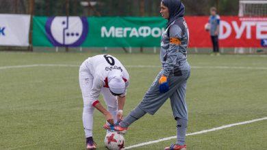 گاردین فوتبال بانوان توصیف گاردین از فوتبال و حجاب/ ایمان و فوتبال؛ دیوارها برابر ورزش زنان