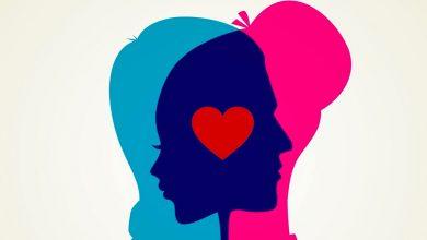 تفاوت عشق بین زن و مرد