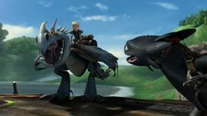 انیمیشن اژدها های دریم ورکس